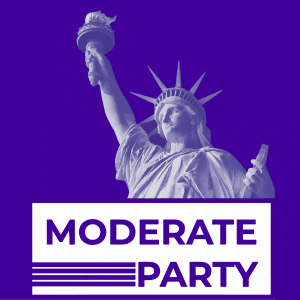 Moderate Party Logo